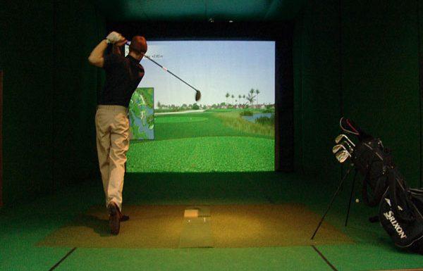 The-Esse-Asoke-Bangkok-condo-for-sale-Golf-Simulator