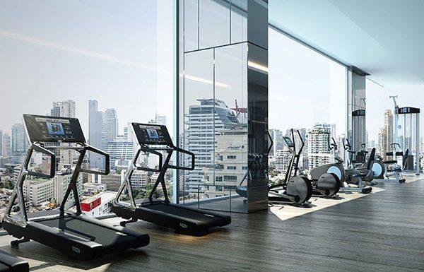 The-Esse-Asoke-Bangkok-condo-for-sale-fitness
