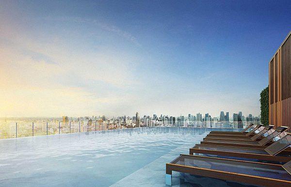 The-Esse-Asoke-Bangkok-condo-for-sale-swimming-pool
